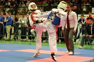 Uitslagen Open van der Poel taekwondo toernooi