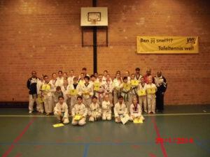 Read more about the article Stijltoernooi Leidschendam 26 januari 2014