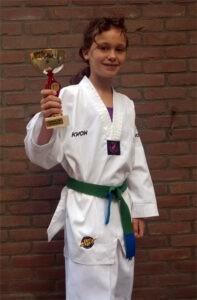 Lees meer over het artikel Taekwondo toernooi in Hamm (Duitsland)
