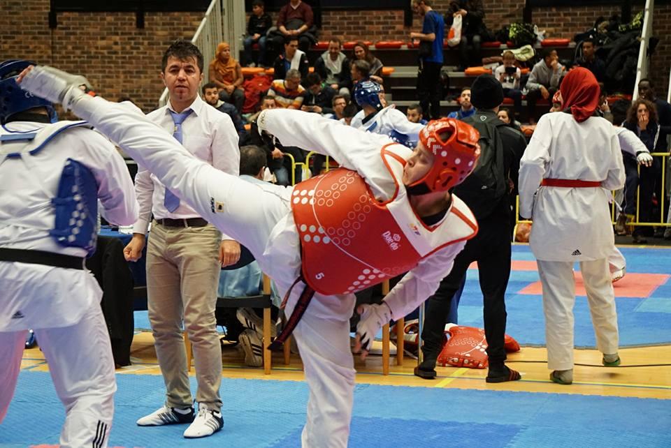 Read more about the article Succes taekwondoka's in Nijmegen en Brussel.