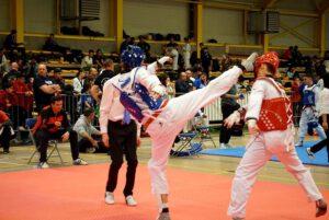 Lees meer over het artikel Goud in Ham (België) en Dordrecht voor taekwondoka's