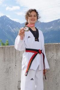 Nilla Brostrom geplaatst voor EK in Hongarije